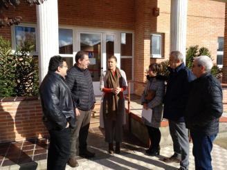 Concluyen las obras en los centros de salud de Villarrín y Manganeses de la Lampreana