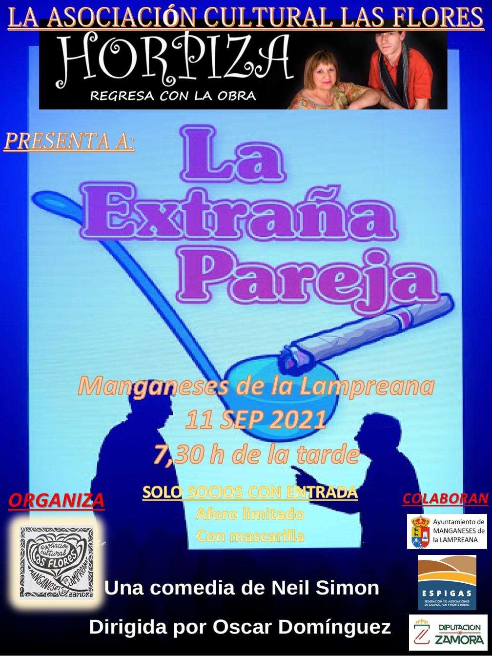 Actuación teatral del grupo Zamorano Horpiza