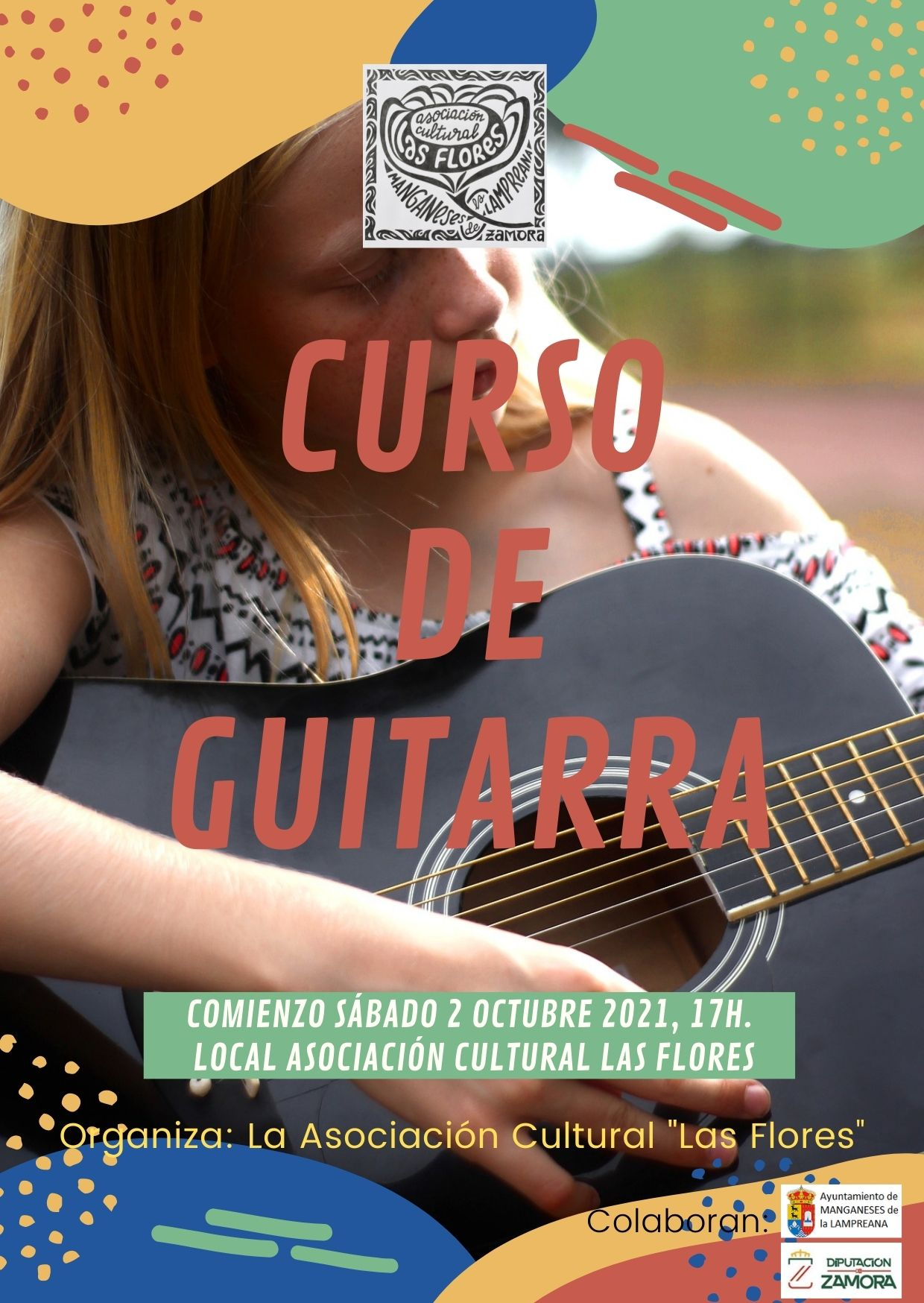Curso de Guitarra Española.